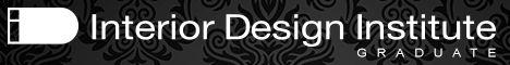 interior design institute banner